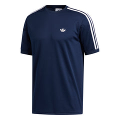Adidas Aero Club Jersey  - Navy/White