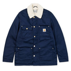 Carhartt WIP Phoenix Coat - Dark Navy Rigid