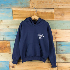 Forw4rd Seaside Living Youth Hoody - Navy Blue