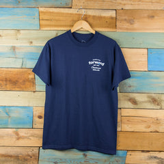 Forw4rd Seaside Living T-shirt - Navy