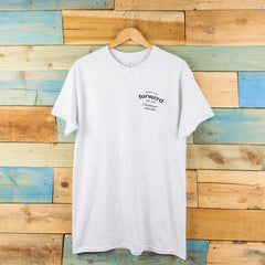 Forw4rd Seaside Living T-shirt - Ash Grey