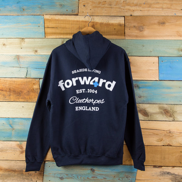 Forw4rd Seaside Living Hoody - French Navy
