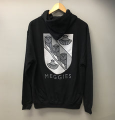 Forw4rd Meggies Hoody - Smoke Black