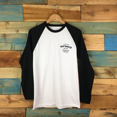 Forw4rd Seaside Living L/S - White/Black