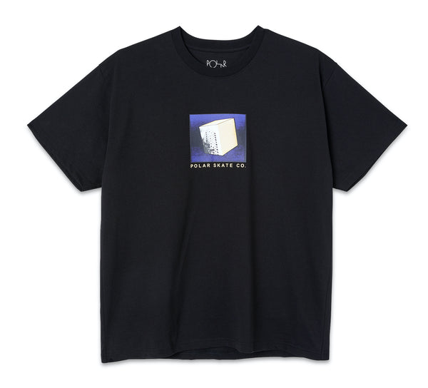 Polar Skate Co - Isolation Tee - Black