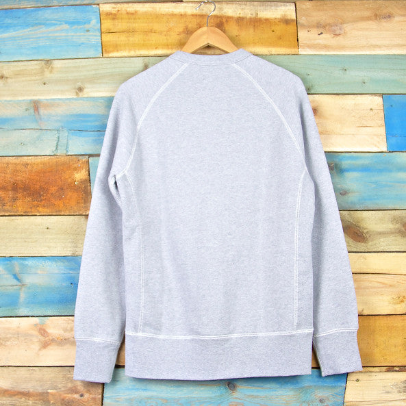 Levi's Crew Neck Fleece - Grey Heather