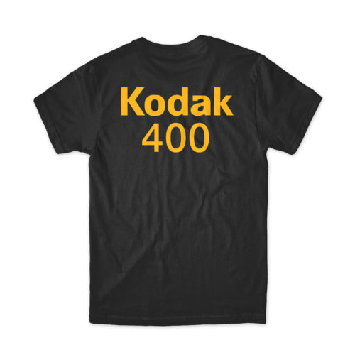 Girl X Kodak Gold 400 Tee - Black
