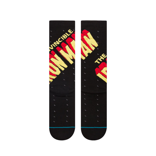 Stance - Invincible Iron Man - Black
