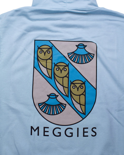 Forw4rd Meggies Hoody - Light Blue