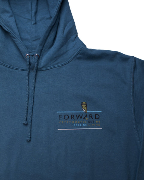 Forw4rd Meggies Hoody - Airforce Blue