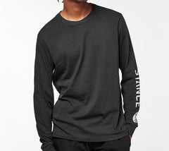 Stance - Basis Long Sleeve T-Shirt - Black Fade