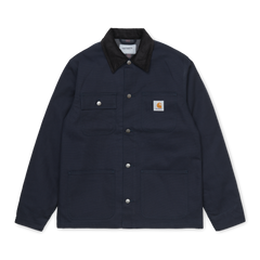 Carhartt WIP Michigan Coat - Dark Navy Rigid