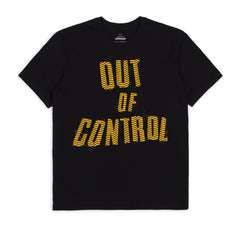 Brixton X Strummer Out Of Control S/S Tee - Black