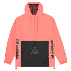 HUF Peak 3.0 Anorak Jacket - Canyon Sunset