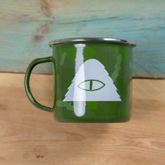 Poler Stuff Camp Vibes Mug - Green Camo