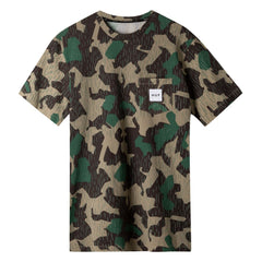 HUF Splinter Camo Pocket T-Shirt