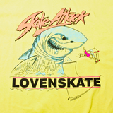 Lovenskate Skate Attack - Yellow