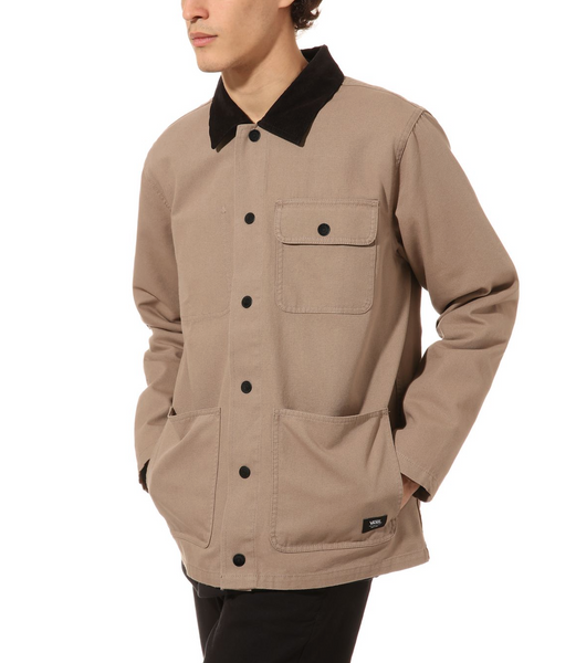 Vans Drill Chore Coat - Military Khaki