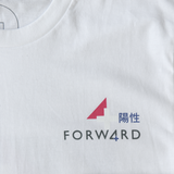 Forw4rd - Positivity Yes - White