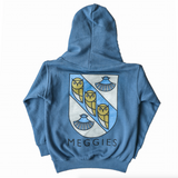 Forw4rd Meggies Youth Hoodie - Airforce Blue
