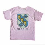 Forw4rd Meggies Youth T-shirt - Pink