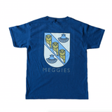 Forw4rd Meggies Youth T-shirt - Navy