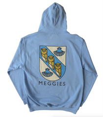 Forw4rd Meggies Hoody - Cornflower Blue