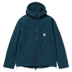 Carhartt WIP Softshell Jacket - Duck Blue