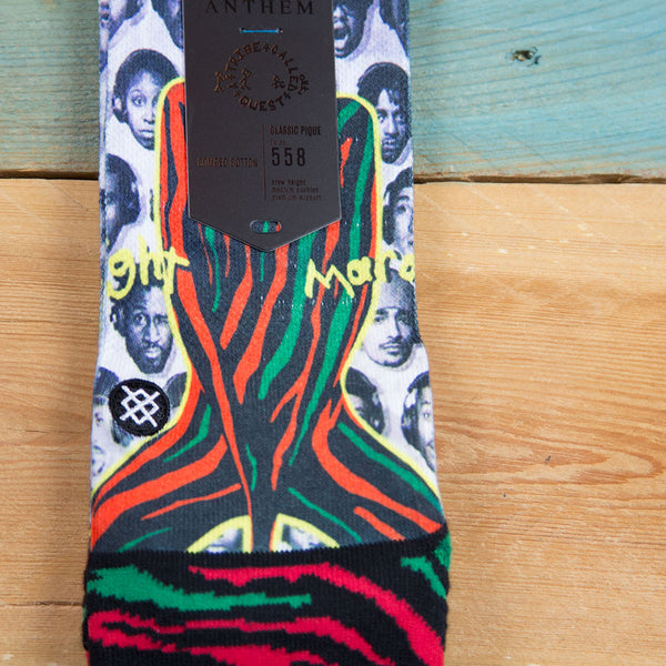 Stance X Anthem Legends A Tribe Called Quest - Midnight Marauders