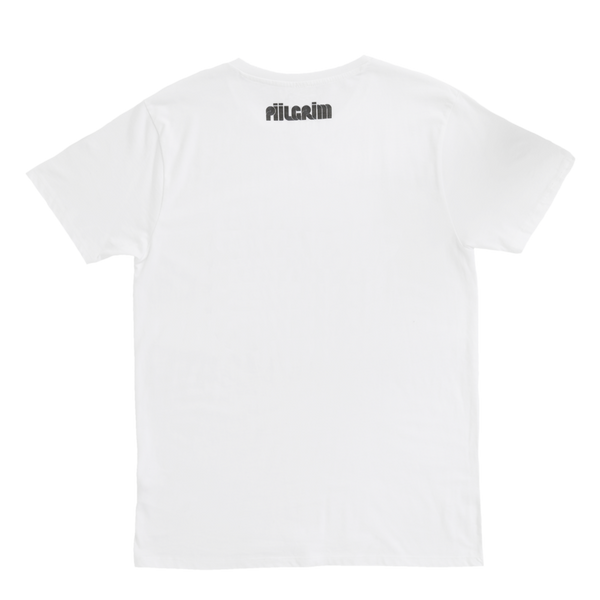 Piilgrim Super 8 T Shirt - White