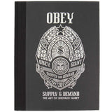 Obey Supply & Demand Book - 20th Anniversary Edition