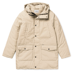 Carhartt WIP Tropper Parka - Cotton Wall