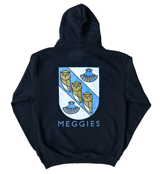 Forw4rd Meggies Hoody - Black