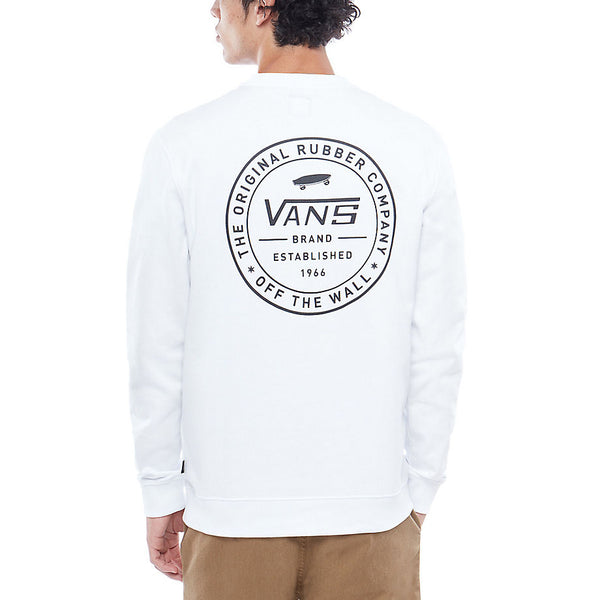 Vans Established 66 Crew - White