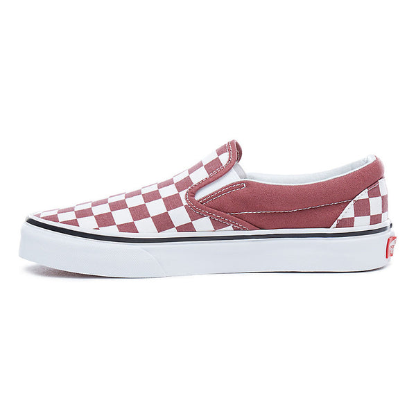 Vans Classic Slip-on Checkerboard - Apple Butter
