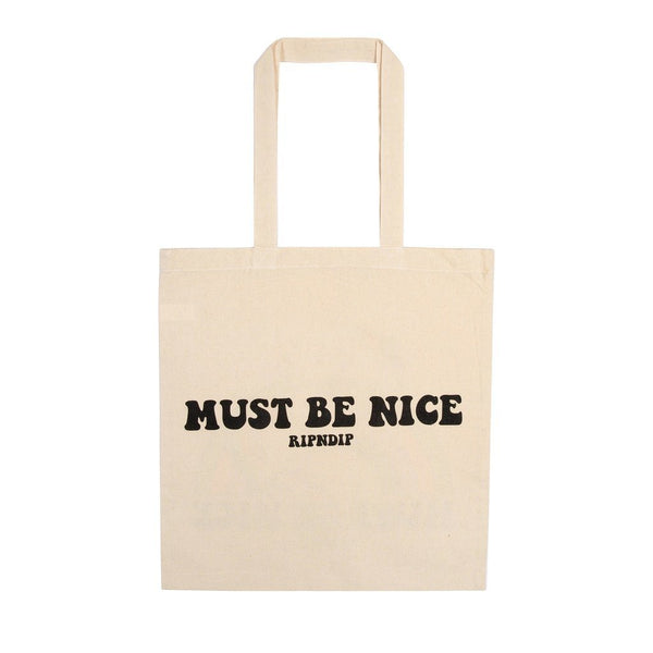 Rip 'n' Dip My Little Nerm Tote Bag (Natural)