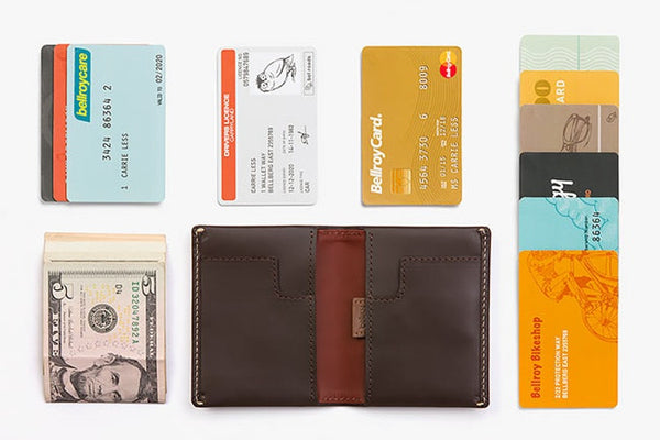 Bellroy Slim Sleeve Wallet - Java