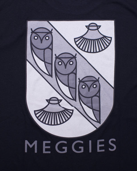 Forw4rd Meggies Long Sleeve - Black/Grey