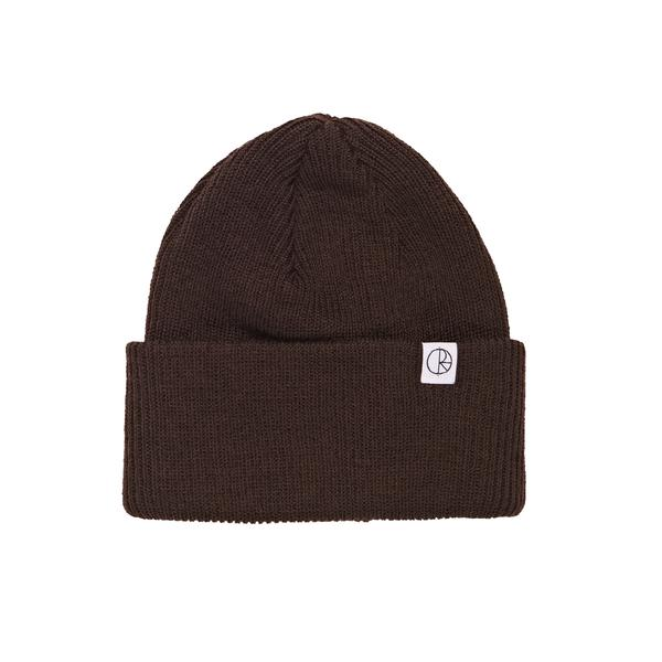 Polar Skate Co - Merino Wool Beanie - Brown
