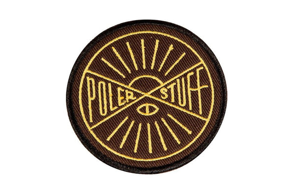 Poler Stuff - Hemisphere Patch