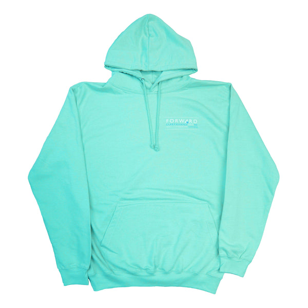 Forw4rd Visible Heavens Hoody - Peppermint
