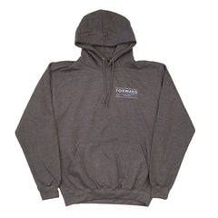 Forw4rd Visible Heavens Hoody - Charcoal Grey