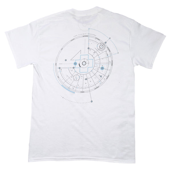 Forw4rd Visible Heavens T-Shirt - White
