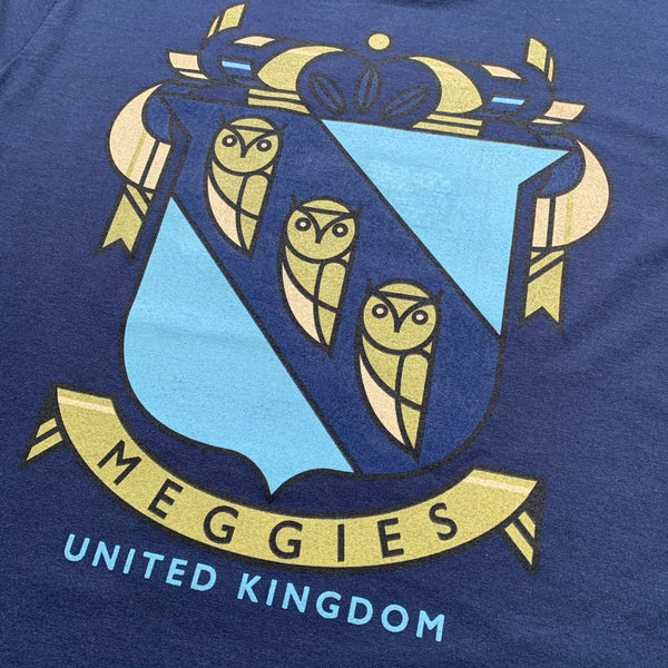 Forw4rd - Meggies Crest - Navy