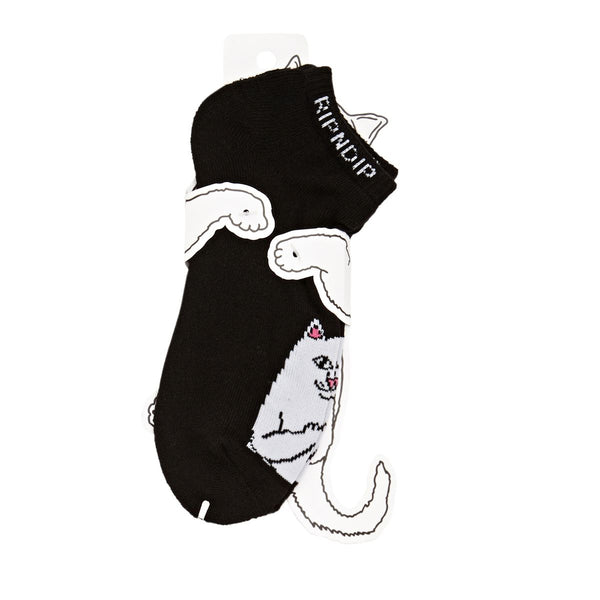 Rip 'n' Dip - Lord Nermal Ankle Socks - Black
