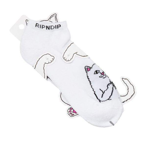 Rip 'n' Dip - Lord Nermal Ankle Socks - White