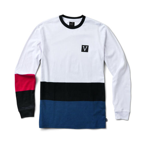 Vans X Chima Colourblock LongSleeve Tee