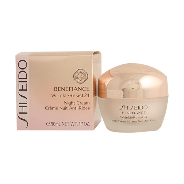 Anti-Aging Nachtcrème Benefiance Wrinkle Resist Shiseido