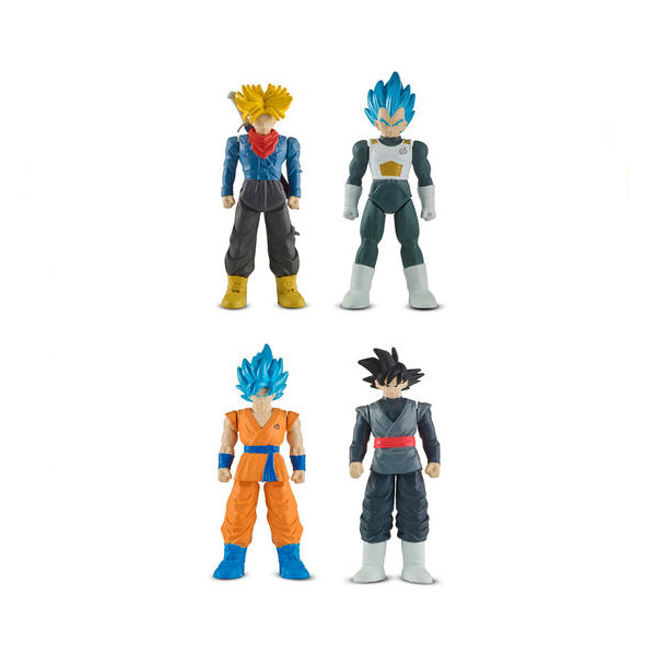 Actiefiguren Dragon Ball Bandai (2 pcs)