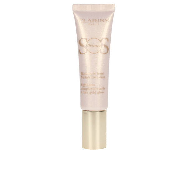 Make-up primer SOS Clarins 08 Sunset Pearls (30 ml)